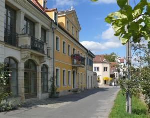 Ferienwohnung am Elberadweg Dresden Laubegast